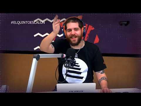 COSCU - ENTREVISTA COMPLETA - El Quinto Escalón Radio (19/7/17)