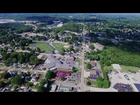 Mogadore, Ohio - September 2016 - Drone Footage