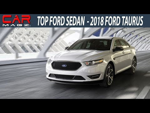 2018 Ford Taurus SHO Redesign Specs and Review
