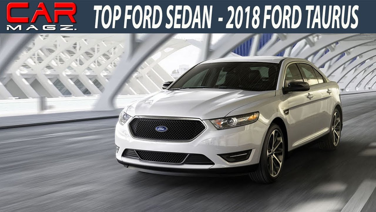 2018 Ford Taurus Sho Picture | Car Models 2018 - 2019