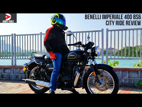 Benelli Imperiale 400 BS6 City Ride Review Should You Consider Buying? #Bikes@Dinos