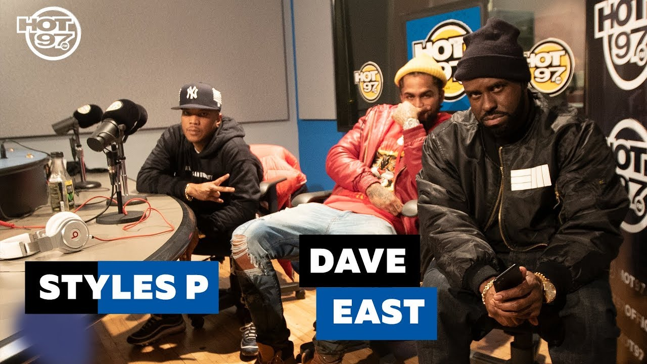 39e419ff STYLES P & DAVE EAST | Funk Flex | #Freestyle111 PART 1 - YouTube