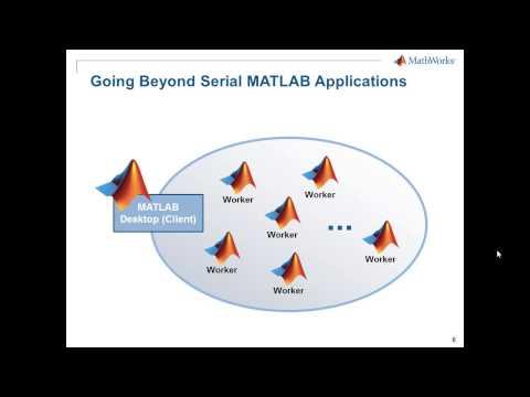 Parallel Computing with MATLAB | Jiro Doke | MATLAB Webinar