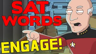 SAT WORD TREK - HARD SAT VOCABULARY - DIFFICULT SAT WORDS