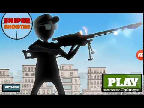 Sniper shooter app jfk level