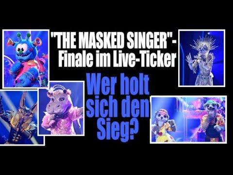 """Download """"The Masked Singer""""-Finale 2020 im Live-Ticker: Erdmännchen und Anubis demaskiert! SIE stecken unter"""