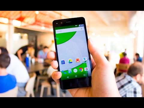 bq Aquaris A4.5 - O primeiro Android One!