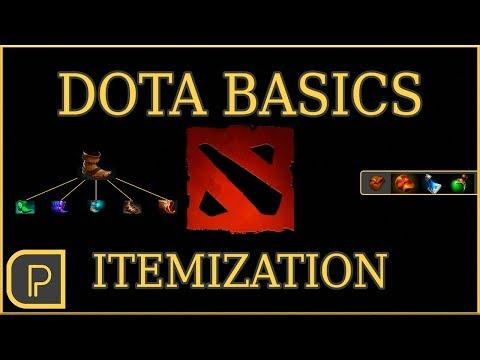 Dota Basics Episode 5: Items
