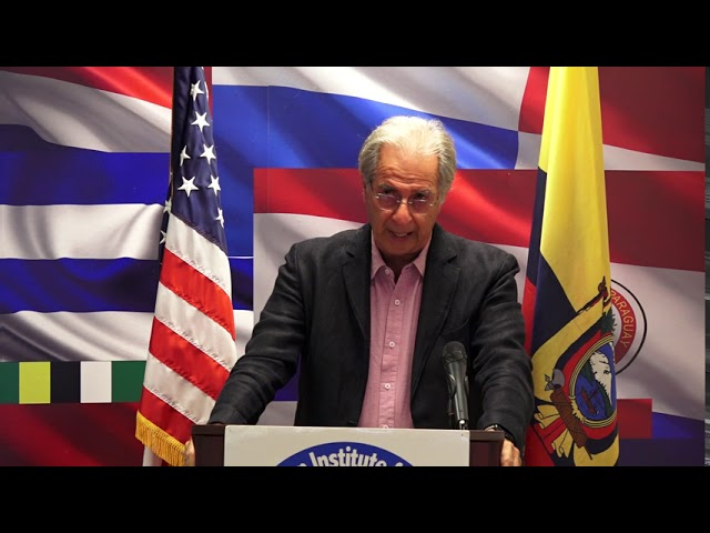 Preguntas - FORO: Persecución política contra el ex presidente Álvaro Uribe Vélez