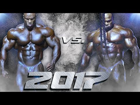 Phil Heath vs Kai Greene 2017 - THE...