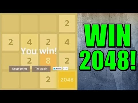 How to BEAT 2048!