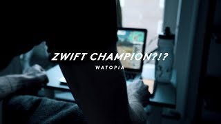 I RACED THE DUTCH NATIONAL ZWIFT CHAMPIONSHIP