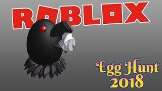Roblox Egg Hunt 2018 - Come ottenere l'uovo di nido oscuro!