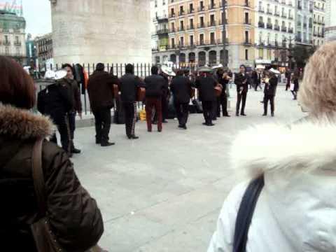 Mariachi en Madrid