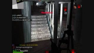 Call Of Duty 4 Zombie Mod 1080p HD Part 1