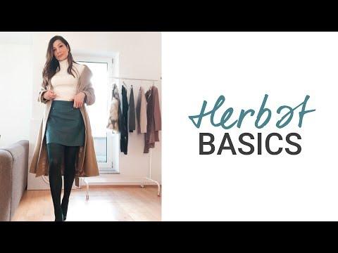 6 Herbst Basics, die jede Frau im Schrank braucht | natashagibson