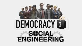 Democracy 3 - Social Engineering Trailer