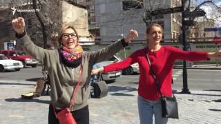 Իրանցիները քոչարի ու վերվերի են պարում Երևանում