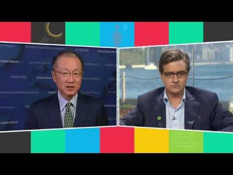 24 Hours of Reality: One-On-One with JIM YONG KIM