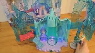 FROZEN ディズニープリンセス アナと雪の女王 エルサ ライトアップパレス