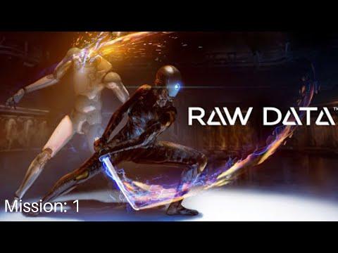 Raw Data   Hard Point Mission: 1  