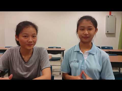 "Listening & Speaking Interview - ""Study Abroad"""