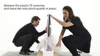 Unboxing and Setup Guide | Sony MASTER Series Z9F LED TV