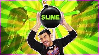 Slime Explosivo - *NUEVO RETO*