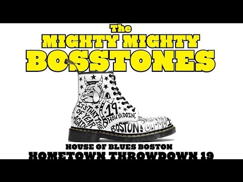 The Mighty Mighty BossTones Live • Hometown Throwdown 2016