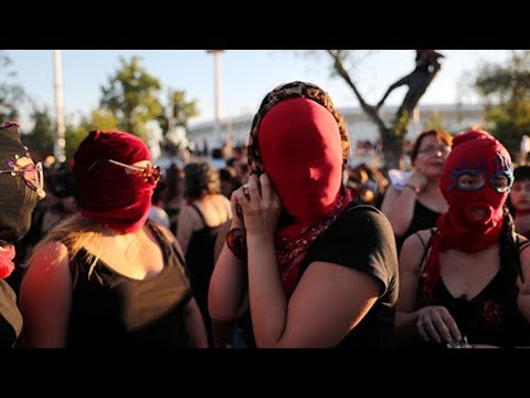 video: 'The rapist is you': Chile hymn against sexual violence goes viral