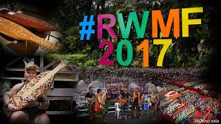 A day tour during Rainforest World Music Festival 2017