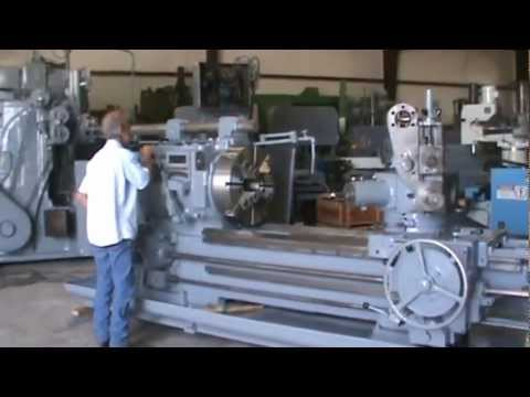 Warner & Swasey Model 1500 4A Lever Head Turret Lathe, Got Machinery, N & R Machine Sales