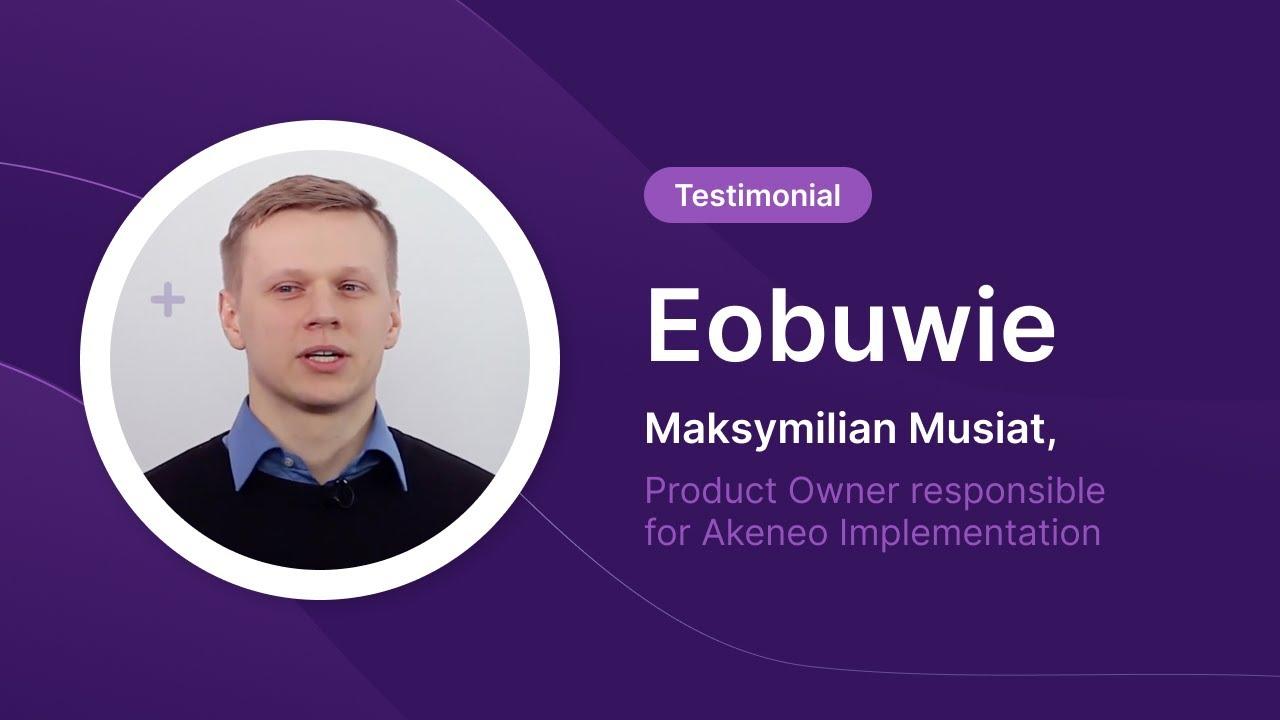 Eobuwie Customer Testimonial - Polish - APS 2020