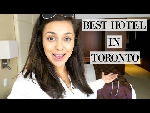 Best Hotel In Toronto!!   Toronto Vlog - LifeWithTrina
