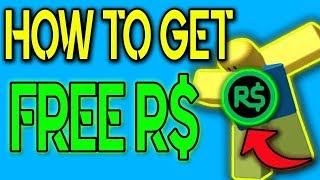 HOW TO GET FREE ROBUX IN ROBLOX [WORKING JULY 2019]!!!!! [robux giveaway]