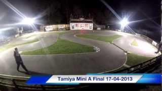 RC Racing at EECC Tamiya Mini A Final 17-04-2013