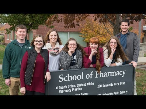 Rockets Turned Cougars, Seven Rochester Students in SIUE School of Pharmacy