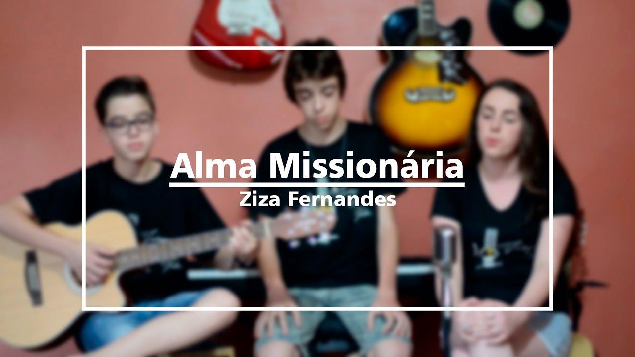 musica alma missionaria ziza fernandes
