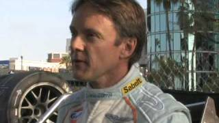 2010 Long Beach Grand Prix with Adrian Fernandez