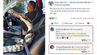 Top comment ▶Tổng Hợp Những Bình Luận Bá Đạo Nhất Facebook | Số Đặc Biệt