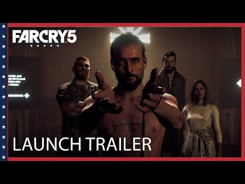 Far Cry 5: Launch Gameplay Trailer | Ubisoft [NA]