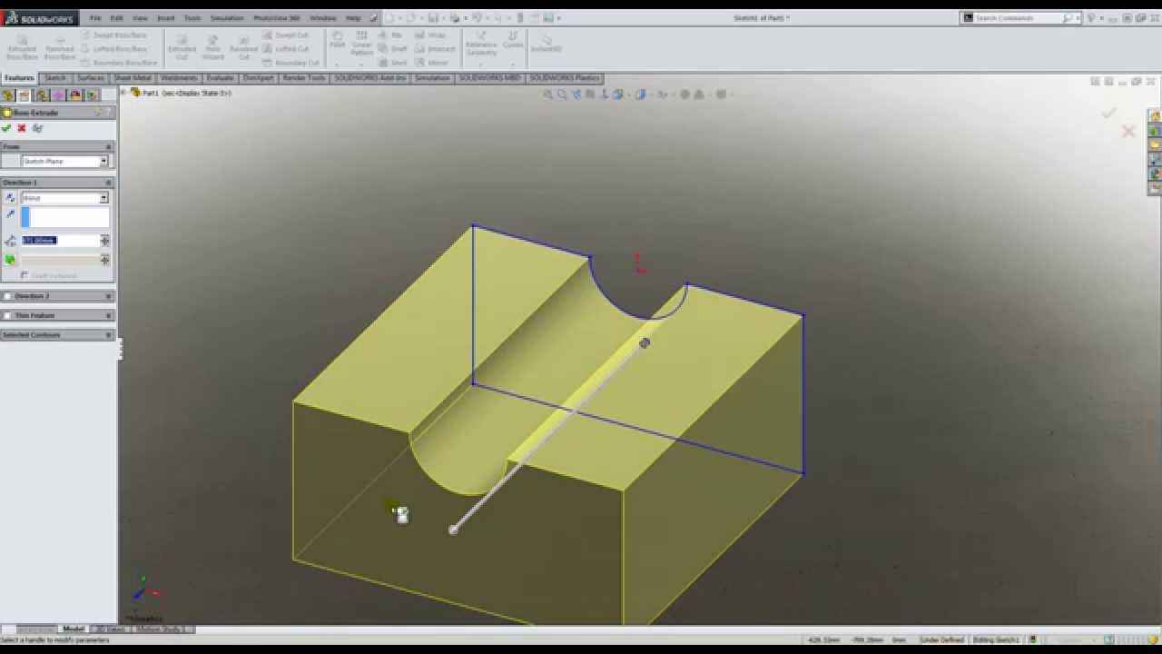 How To Create 3d Model From 2d Cad Very Easy Youtube