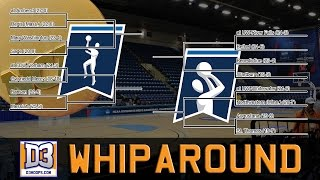 D3hoops.com Whiparound - Day 1