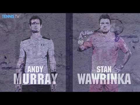 Murray-Wawrinka, Nishikori-Cilic Highlights: 2016 Barclays ATP World Tour Finals