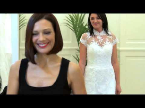 """""""La Stilista delle Spose"""" con Alessandra Rinaudo - Puntata 1 Alina"""