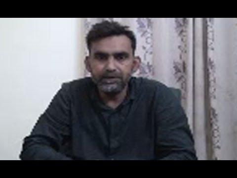 سانحہ 12 مئی کے ملزم کا اعترافی ویڈیو بیان