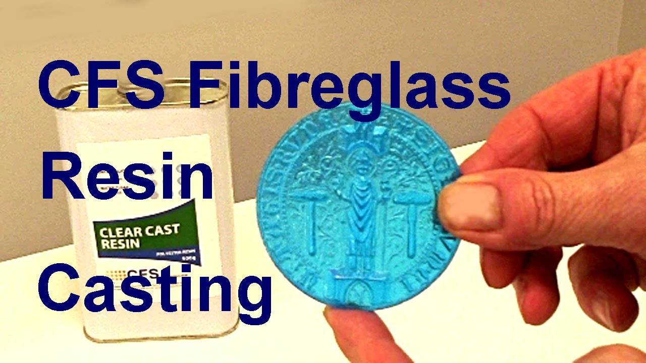 1kg Water Clear Casting Resin