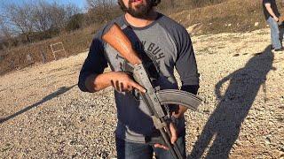 Brandon Herrera made me an AK!