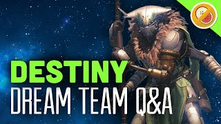 The Dream Team Q&A : Destiny (Prison of Elders Gameplay) Funny Gaming Moments