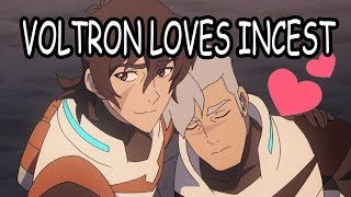Voltorb: Voltron Loves Incest
